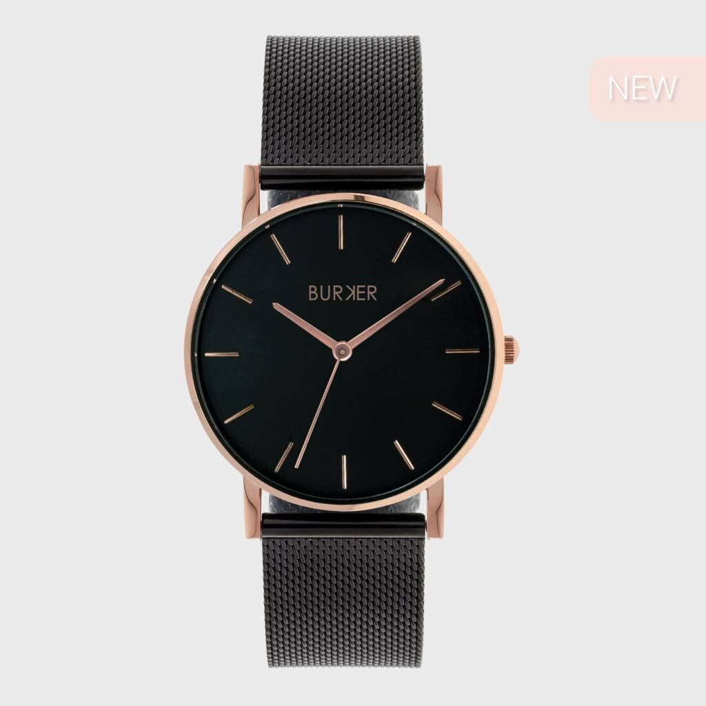 Ruby rose gold uhr